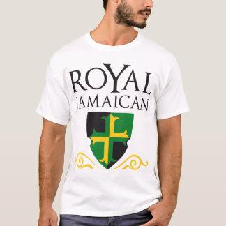 Königliches jamaikanisches T-Shirt