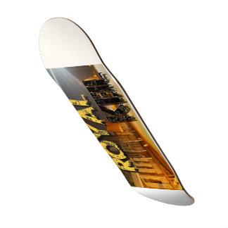 Königliches Keil Stadt-Skatebrett Individuelle Skateboarddecks