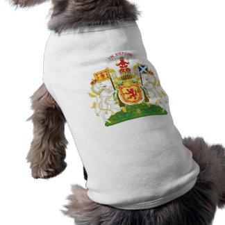 Königliches Wappen des Königreiches von Schottland Top