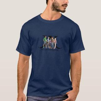 Königreich-Wächter-Charakter-T - Shirt