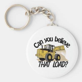 Können Sie glauben Schlüsselanhänger