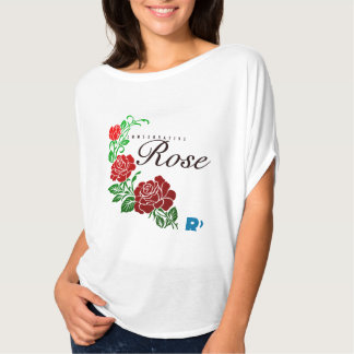 Konservative Rose T-Shirt