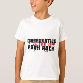 Konservativer ist der neue Punkrock T-Shirt