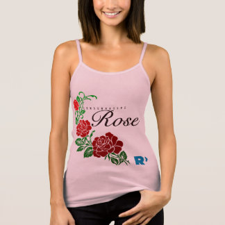 Konservatives Rosen-Rosa Tank Top