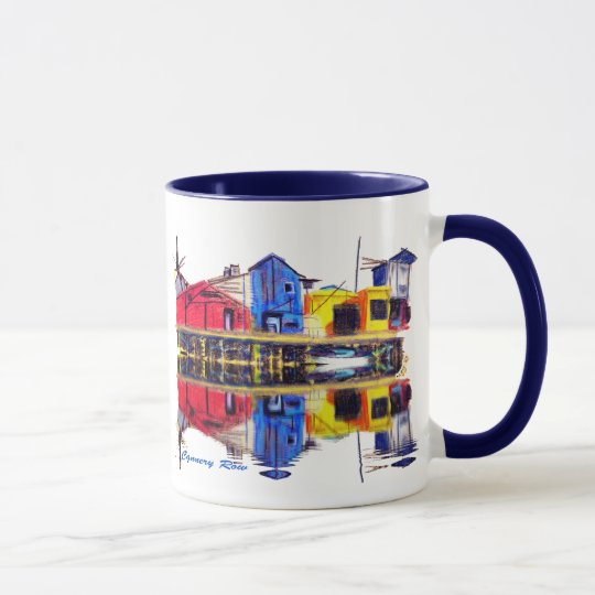 Konservenfabrik-Reihe - Tasse