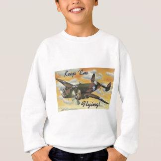 Konsolidierter Zweiter Weltkrieg des Befreier-B-24 Sweatshirt