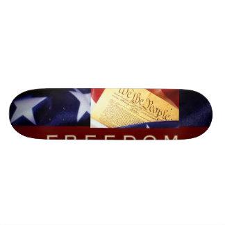 Konstitution wir das Leute-Skateboard 21,6 Cm Skateboard Deck
