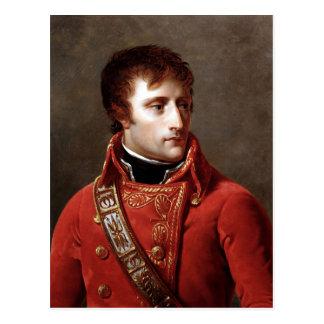 Konsul Bonaparte Postkarte