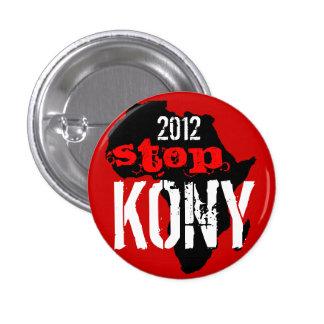 Kony 2012 badge rond 2,50 cm