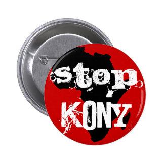 Kony 2012 pin's