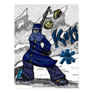 Koori Anime Postkarte