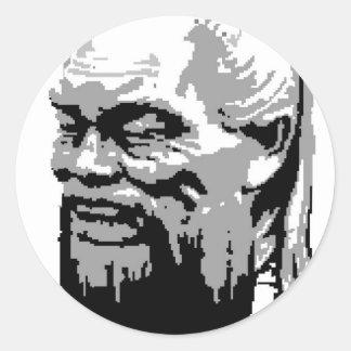 Kopenhagen-Geschäfts-Konfuzius-Institut Runder Aufkleber