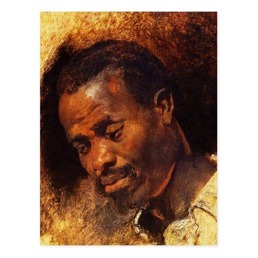 Kopf des Schwarzen durch Peter Paul Rubens Postkarte - kopf_des_schwarzen_durch_peter_paul_rubens_postkarte-rd761ce1fb13946f49a47207b0379f362_vgbaq_8byvr_512