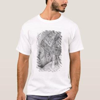 Kopf eines Bischofs, vom Vallardi Album T-Shirt