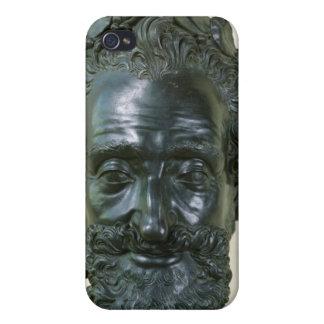Kopf von Henri IV nach 1599 iPhone 4 Cover
