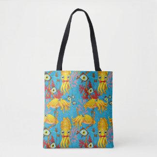 Kopffüßer-Süsse-Taschen-Tasche Tasche