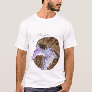 Kopffüßerarbeitskräfte T-Shirt