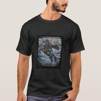 Kopfloser Reiter T-Shirt