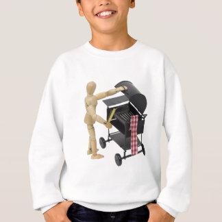 Kopie PrepareBarbeque120509 Sweatshirt