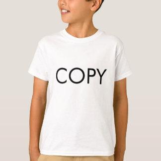KOPIE U. PASTE T-Shirt