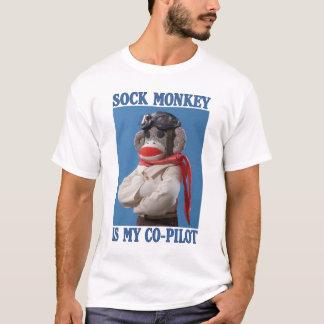 Kopilot-Affe-T - Shirt