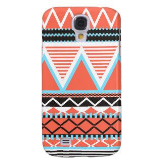 Koralle Stammes- Galaxy S4 Hülle