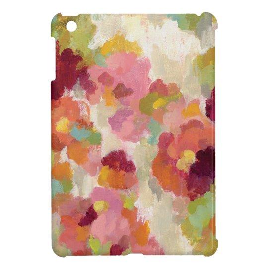 Korallenroter und Smaragdgarten iPad Mini Schale