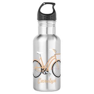Korb-Fahrrad-Wasser-Flasche für Fahrrad-Reiter Edelstahlflasche