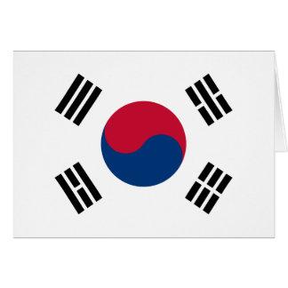 Korea Süd Karte