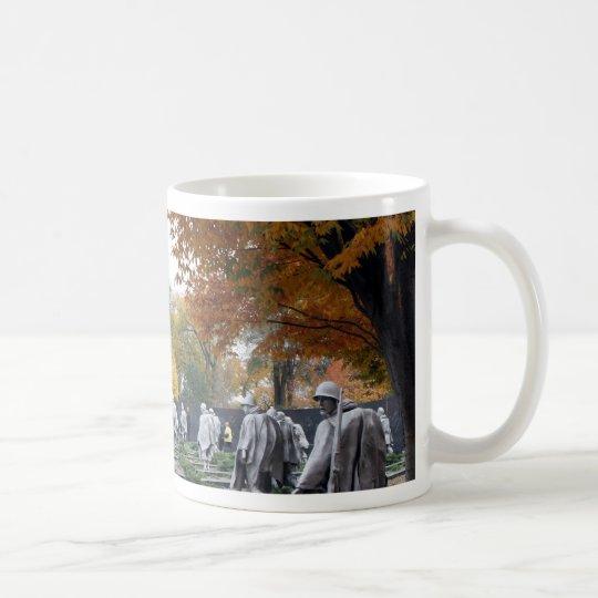 Koreakrieg-Denkmalveterane Kaffeetasse