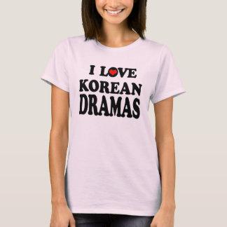 Koreanische Dramen T-Shirt