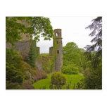 Korken, Irland. Das berüchtigte Geschwätz-Schloss  Postkarten