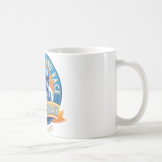 Korona-Straßenrennen-100. Jahrestag Kaffeetasse