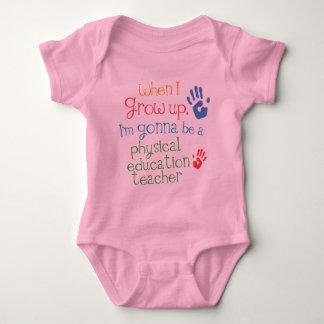 Körperliches Säuglings-Baby-t des Baby Strampler
