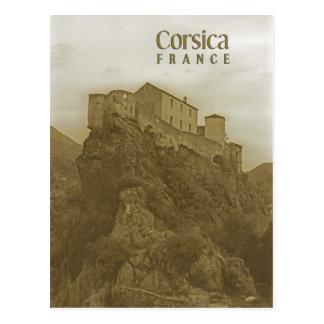 Korsika, Frankreich Postkarte