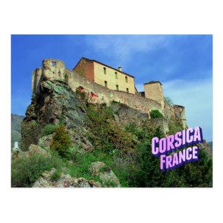 Korsika, Frankreich Postkarten