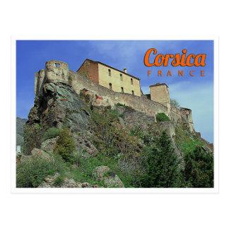 Korsika Postkarte