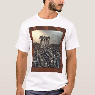 Korsische Steinhaufen-Unsinnigkeit T-Shirt