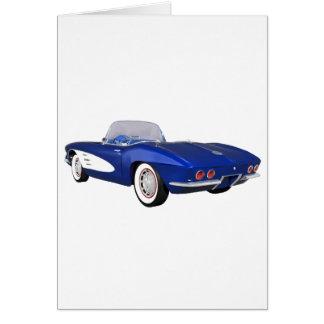 Korvette 1961 C1: Blaues Ende: Karte