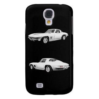 Korvette-Sport-Auto 1967: iPhone 3g Fall Galaxy S4 Hülle