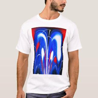 Kosmische Aufflackern T-Shirt