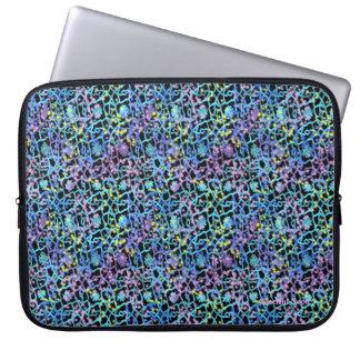 Kosmischer Spitze-Laptop-Kasten Laptopschutzhülle