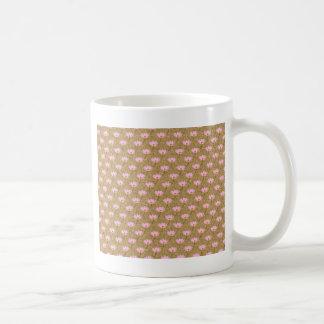 Kosmos-Blumen Kaffeetasse