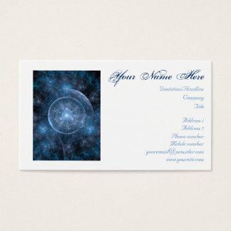 Kosmos-Hintergrund 001 Visitenkarte