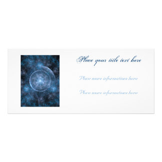 Kosmos-Hintergrund 001 Werbekarte