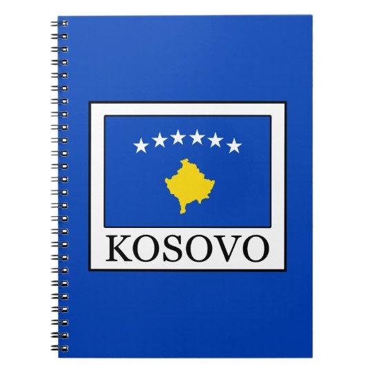 Kosovo Spiral Notizblock