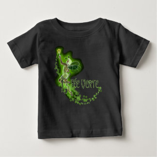 Köstliche Wermut-La-Gebühr Verte I Baby T-shirt