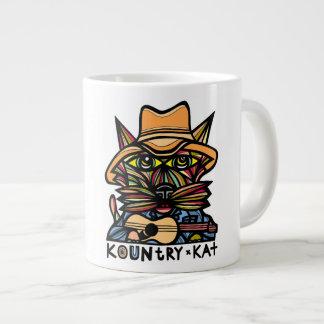 """""""Kountry Kat"""" riesige Tasse"""