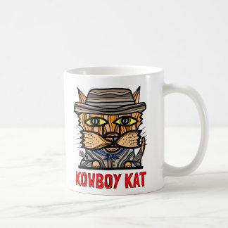 """Kowboy Kat"" 11 Unze-Klassiker-Tasse Kaffeetasse"