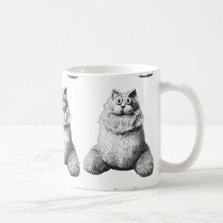 Kozy Kat Kaffeetasse